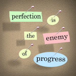 Is Perfectionism A Good Thing?